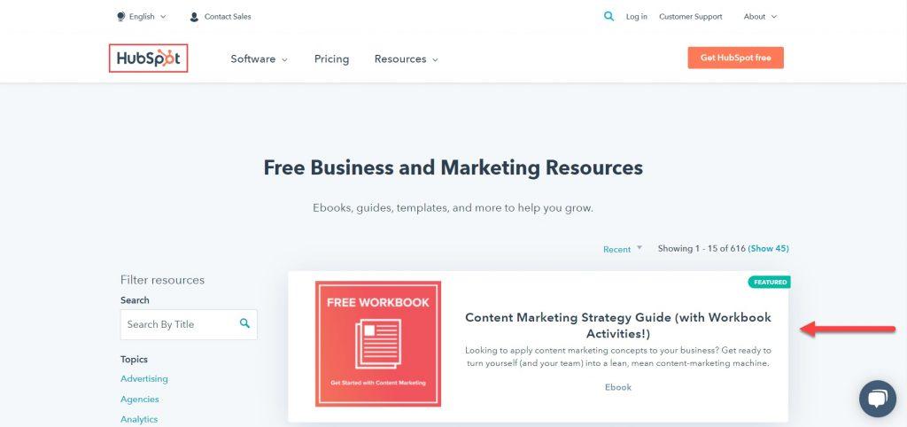 free_ebook_hubspot_example